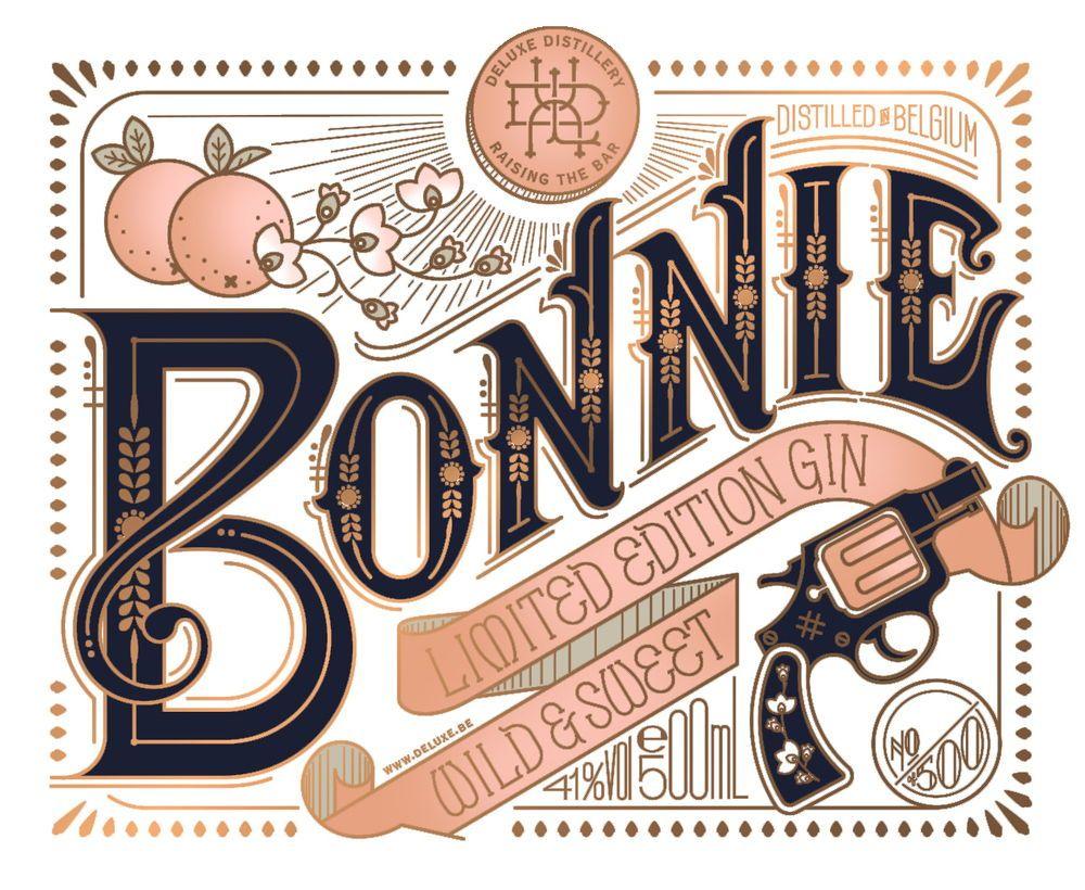 Bonnie clyde in 2020 vintage typography vintage