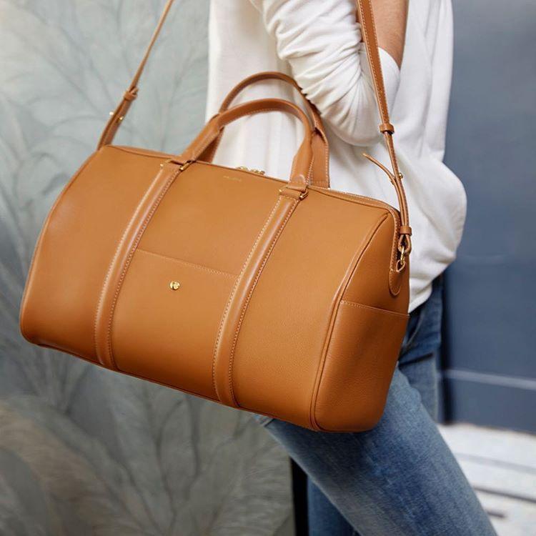 9c277f6845  poleneparis  numerotrois  handbag  fashion  leathercraft  camel Available  at www.polene-paris.com