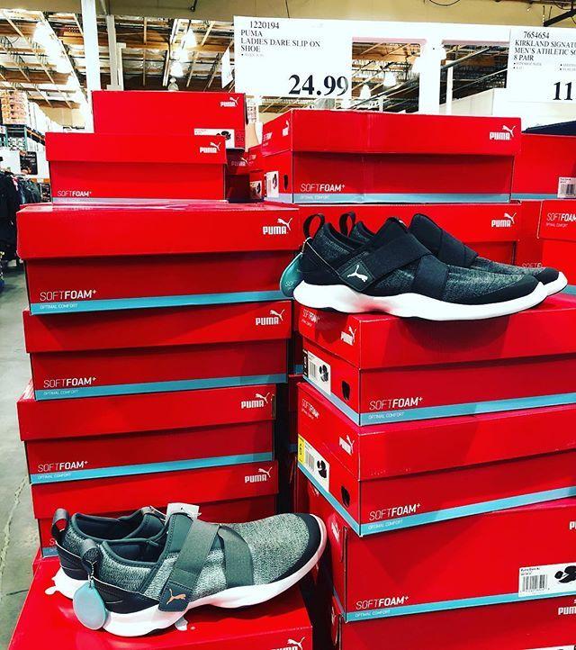 786353a749f Puma ladies dare slipon shoes only choose between gray jpg 640x722 Costco  puma