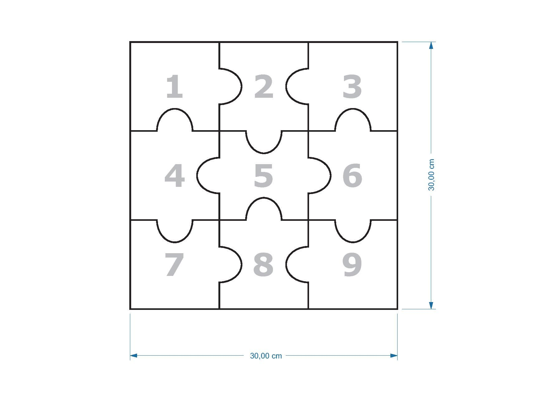 Primeiro projeto do quebra cabeça - cancelado por inviabilidade