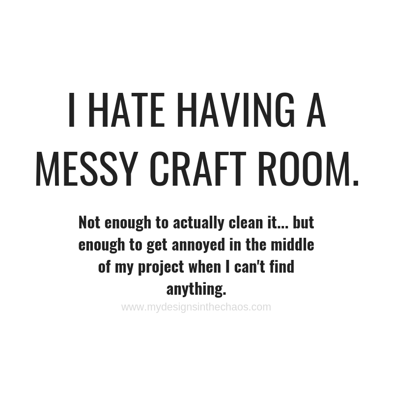 Funny Craft Memes for Crafters Round 6 - My Designs In the Chaos