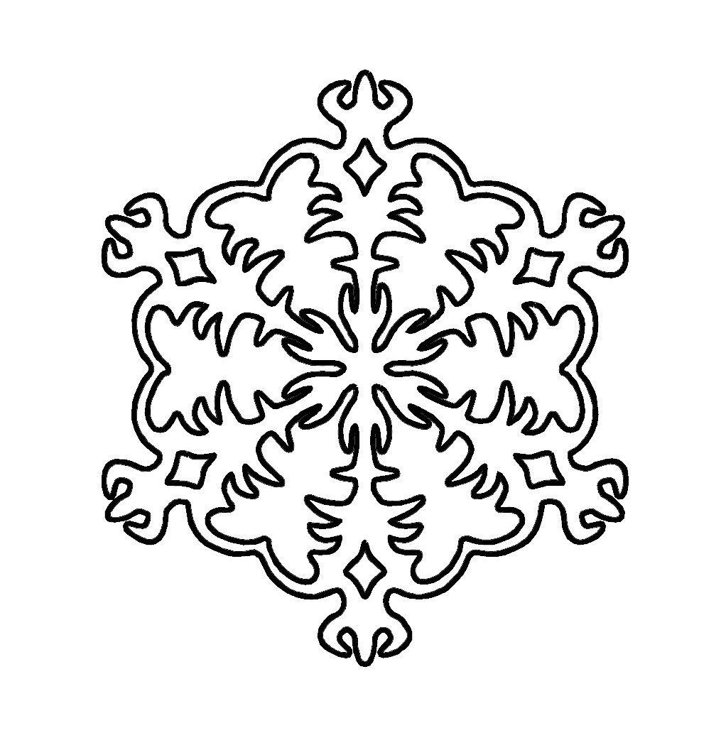 Открытки, новогодние снежинки картинки для распечатки на окна