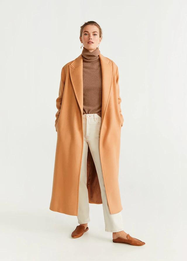 Pullover Aus 100 Kaschmir Mit Hohem Kragen With Images Cashmere Sweater Women Fashion Mango Fashion
