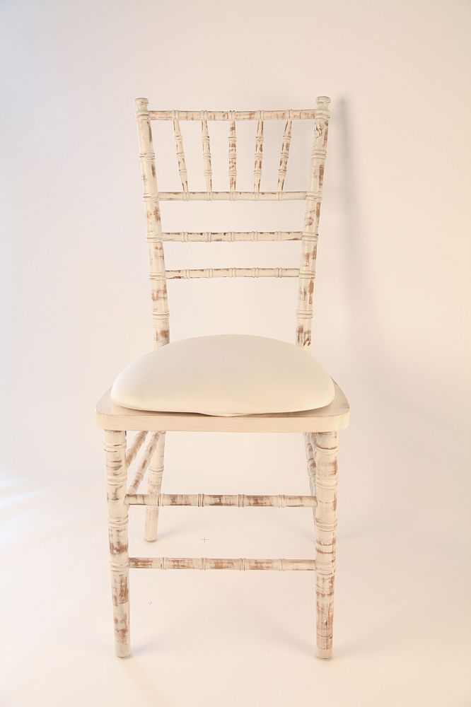 Chair Pad Covers Wedding Best Massage For Neck And Shoulders Buy Spandex Seat Ivory From Cover Depot Clar