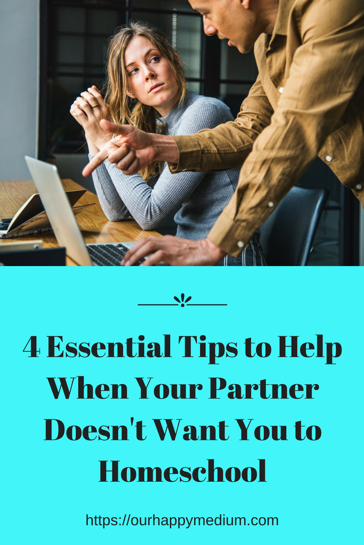 4 Essential Tips to Help When Your Partner Doesn't Want ...