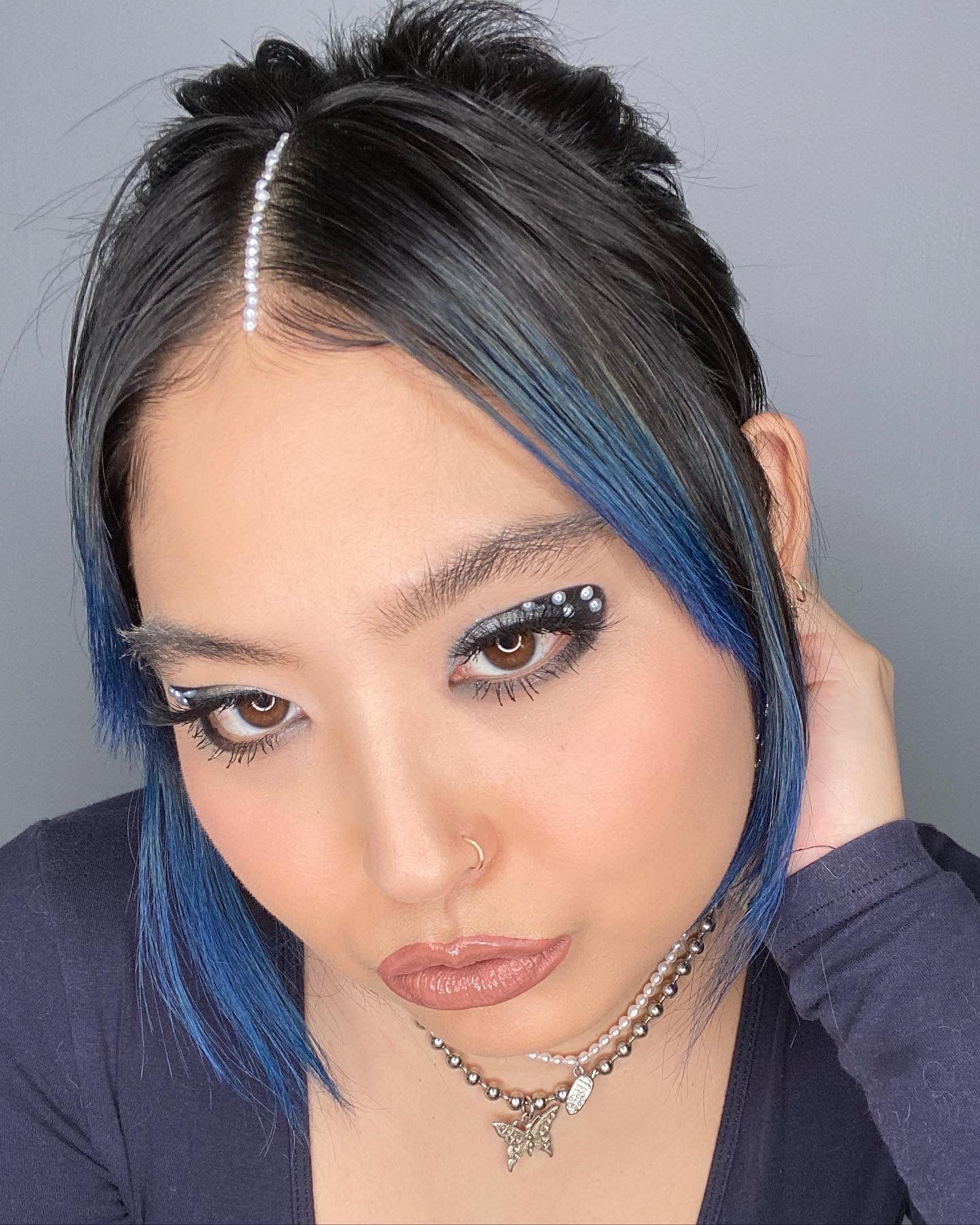 MaddyNation Alexa Demie Euphoria Makeup Look in 2020