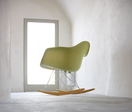 eames rocking chair green. eames rocking chair green l