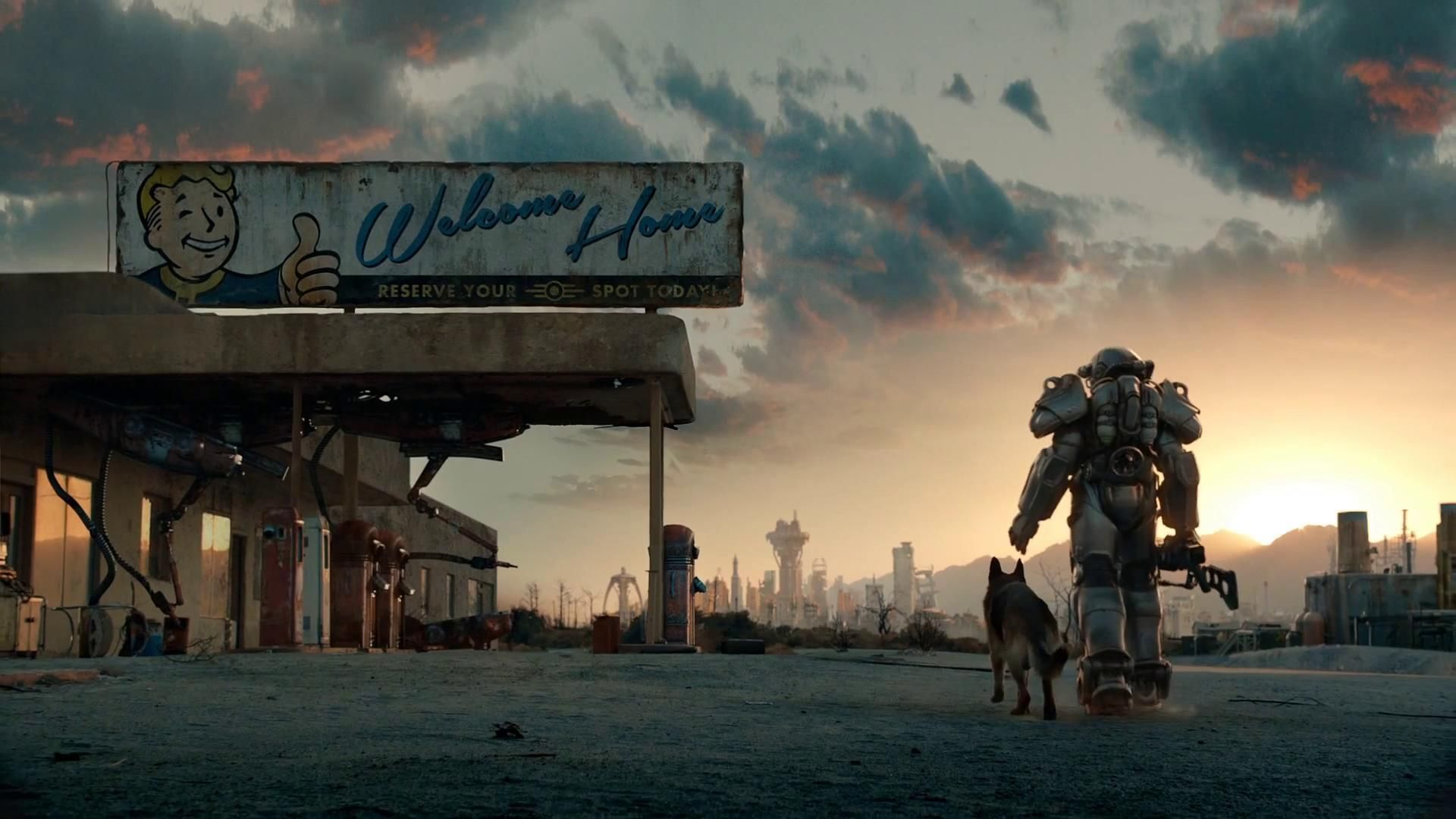 Fallout 4 Live Action Trailer Wallpaper [1920x1080] (With
