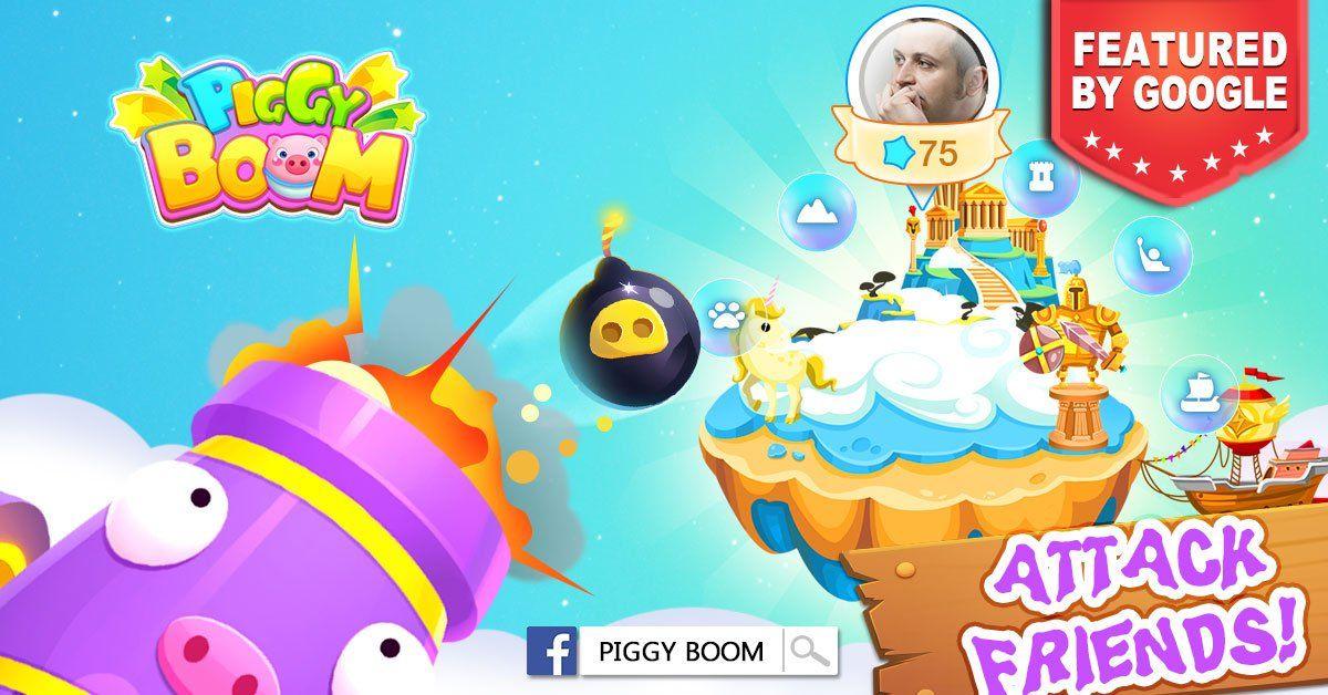 Piggy Boom Code