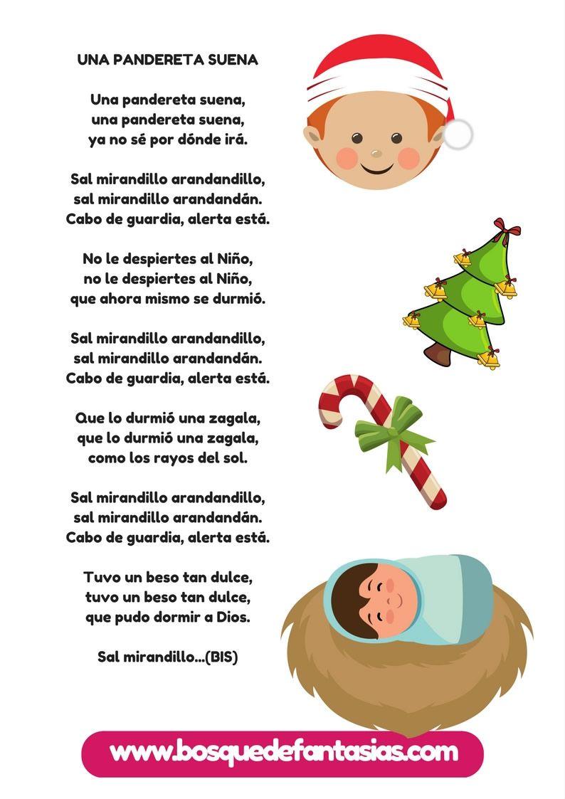 Cuaderno De Villancicos Y Canciones De Navidad Para Niños Cancion De Navidad Cantos Navideños Villancico