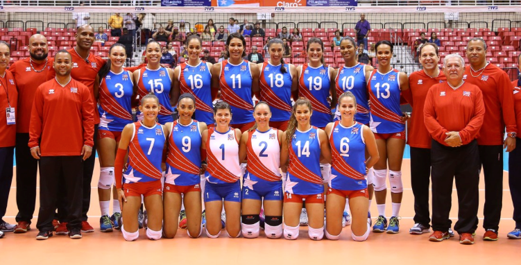 Lynda Morales And Puerto Rico Qualify For Rio 2016 Women Volleyball Volleyball News Puerto Rico