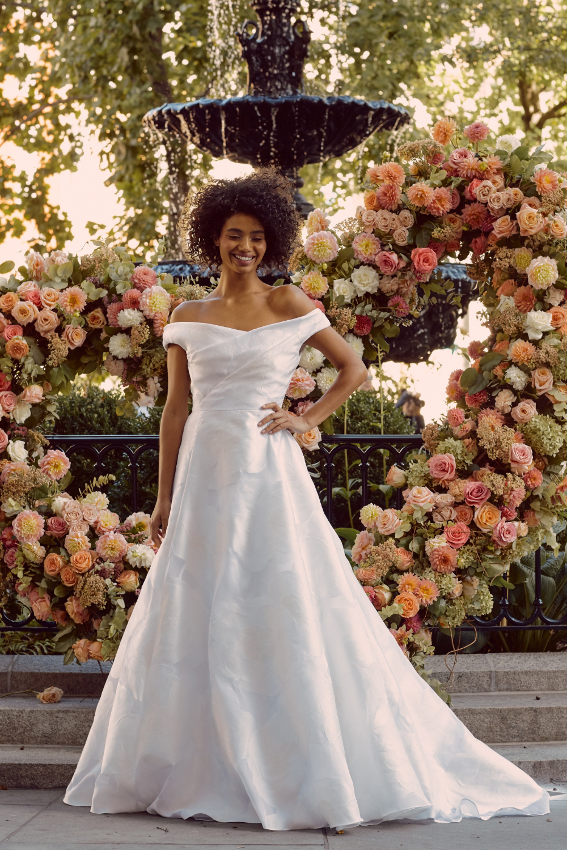 Lela Rose Bridal Fall 2020 Fashion Show