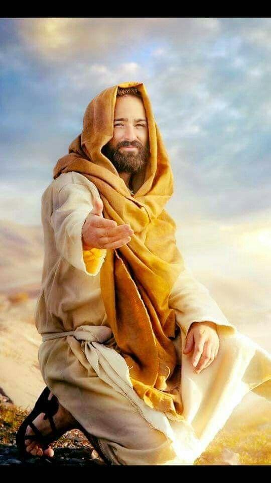 Jesus Sorrindo Melhores Imagens Jesucristo Dios E Cristo