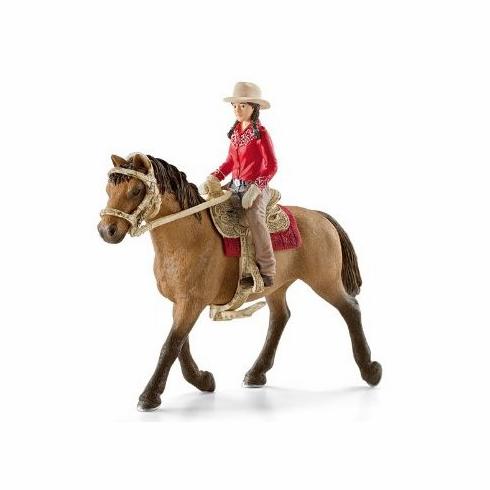 Schleich Western Rider Rodeo Toys Horses Schleich