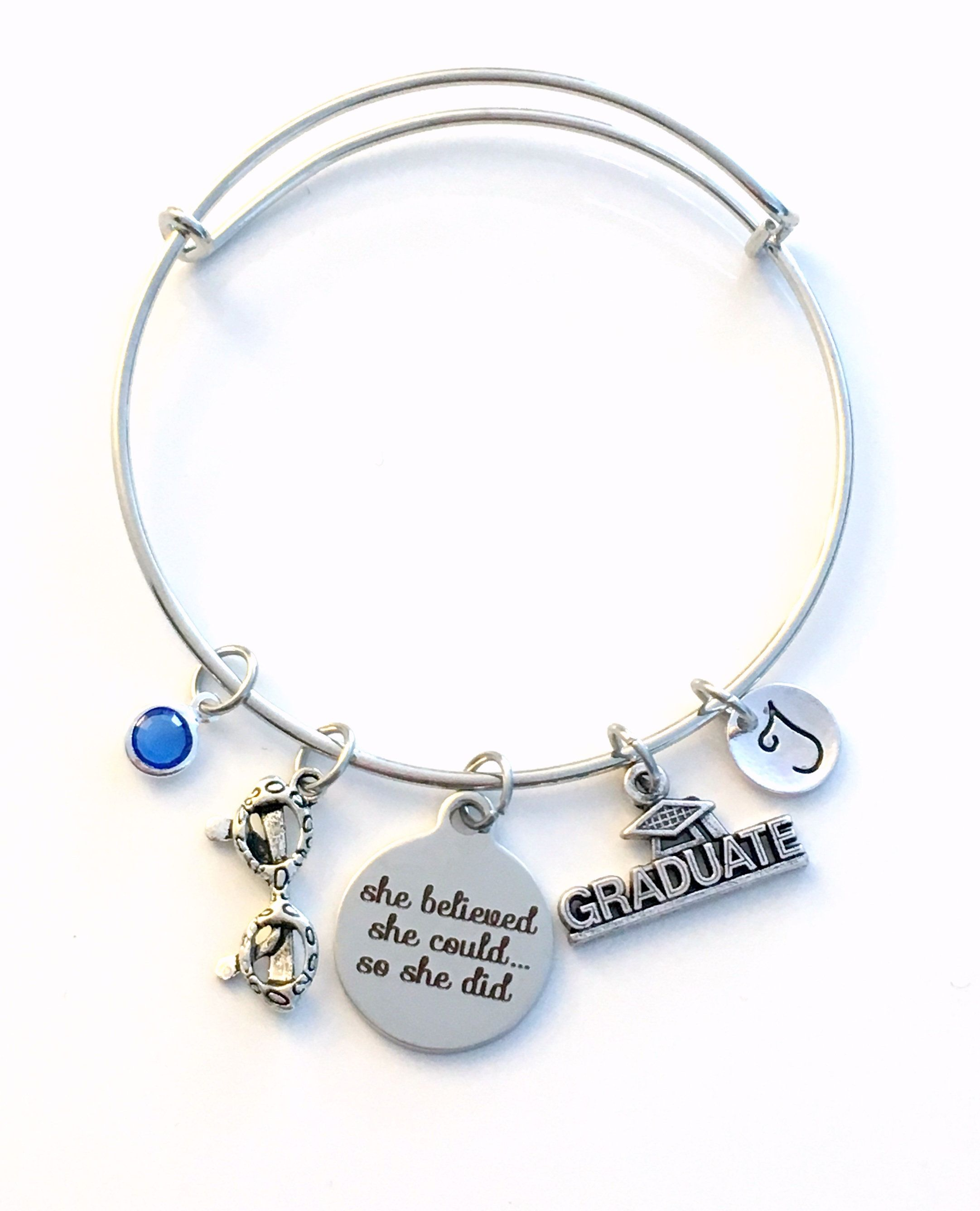 il personalized class for bracelet fullxfull maec listing senior of gift charm graduation graduate