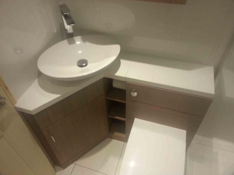 Check Out This Photo On Rightmove Home Ideas Corner Sink Bathroom Corner Bathroom Vanity Small Bathroom Vanities