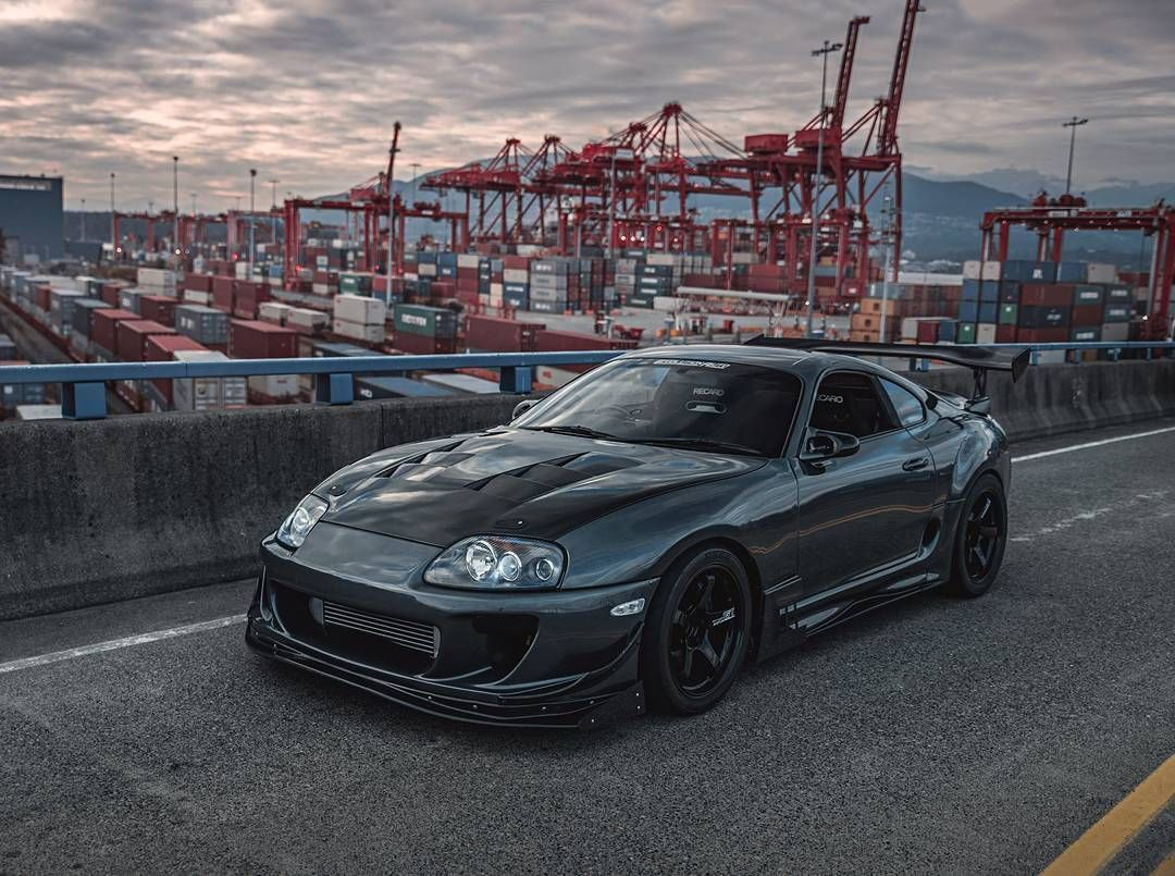 Top Vehicles Toyota Supra Mk4 By The Ports Via Reddit Toyota Supra Mk4 Toyota Supra Toyota