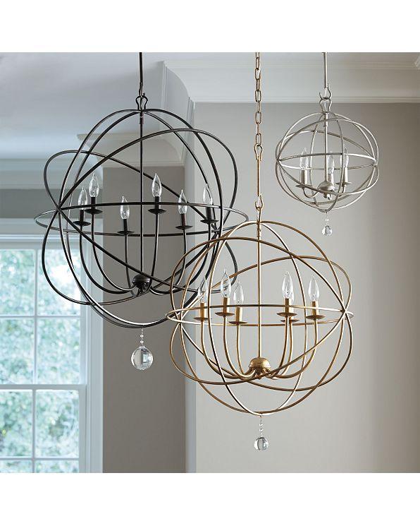 Orb Chandelier Ballard Designs