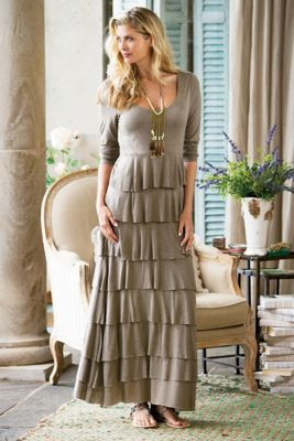 d9641e145164 Fontaine Dress from Soft Surroundings | Gorgeous | Dresses, Fashion ...