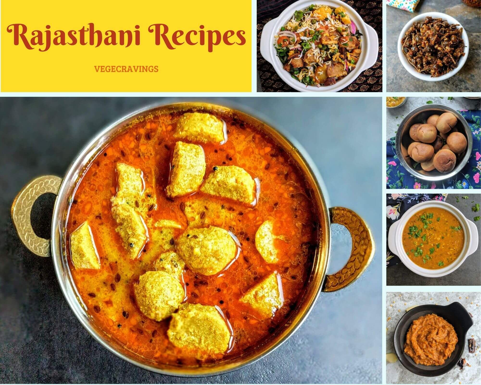 Images Of Rajasthani Food