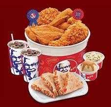 Nice bucket! | Food, Kfc, China food