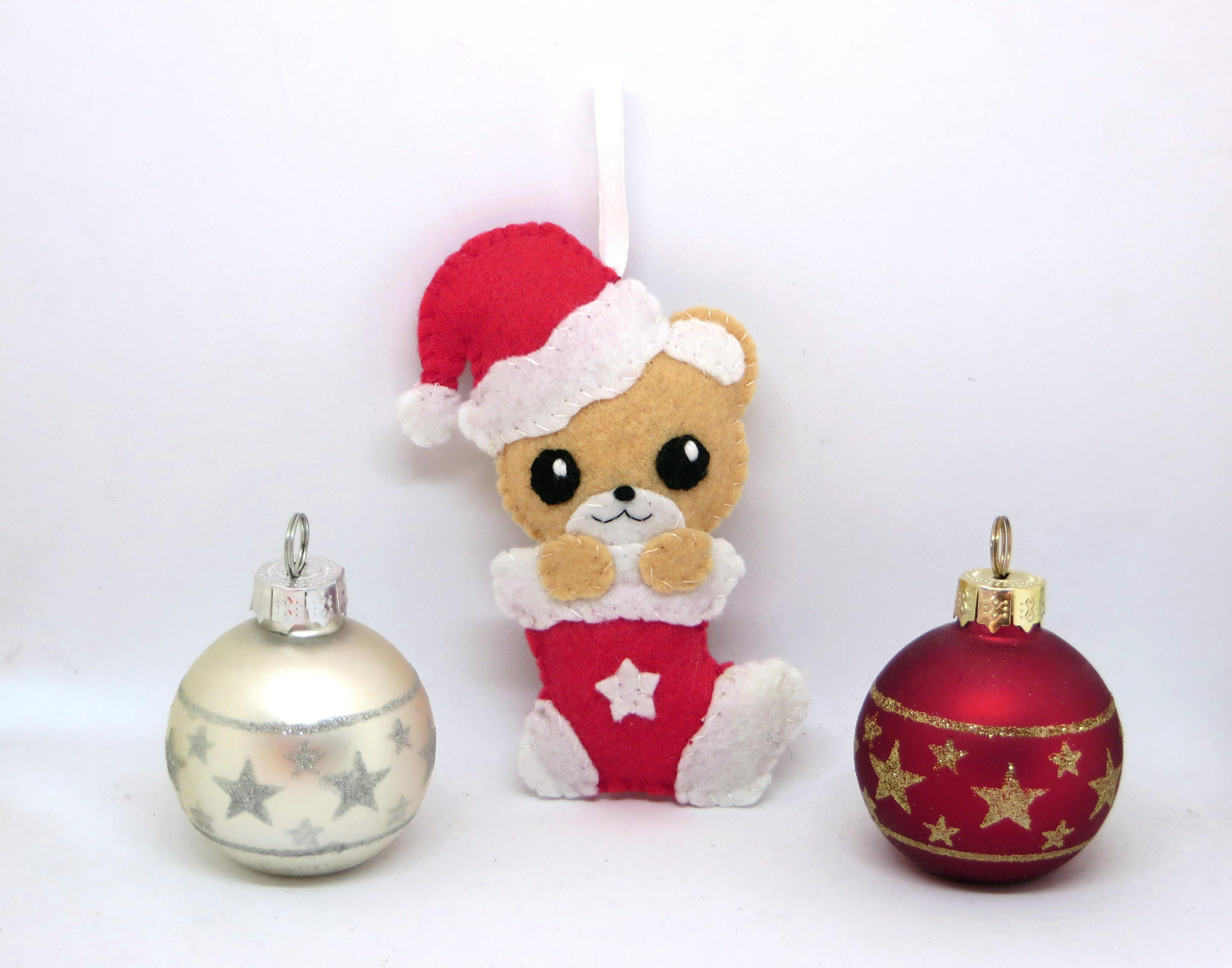deco noel kawaii