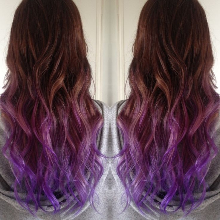 Cool Dark Red Purple Hair Tumblr Purple Ombre Hair By Yours Truly Hair And Beauty Pinterest Purple Ombre Hair Lavender Hair Ombre Hair Styles