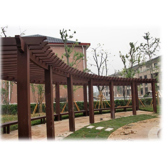 installing a pergola on an existing deck - Installing A Pergola On An Existing Deck Wood Palstic Pergola, Wpc