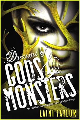 Free Download Dreams Of Gods Monsters By Laini Taylor In Pdf And