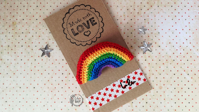 4pcs Clay Kawaii Rainbow Flatback Cabochons Embellishment Decoden Craft Charms
