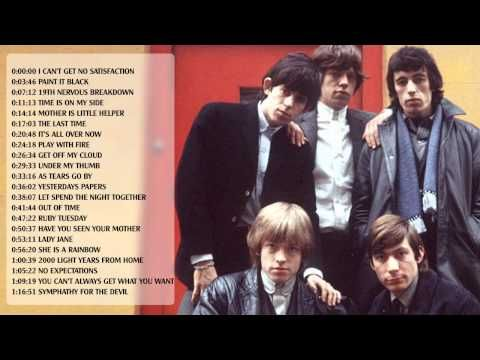The Rolling Stones Greatest hits full album | Best songs of The Rolling  Stones - YouTube