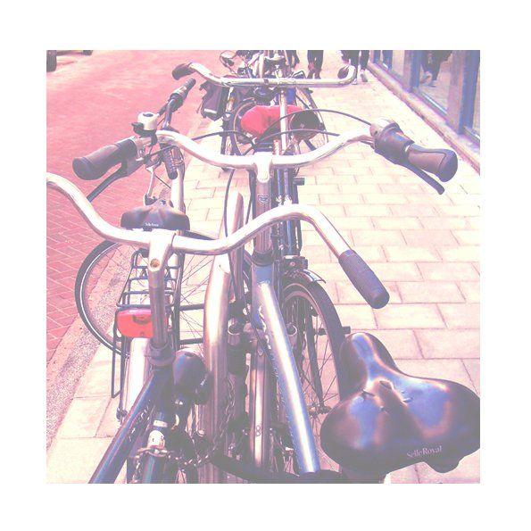 bikes in amsterdam #letsgoback