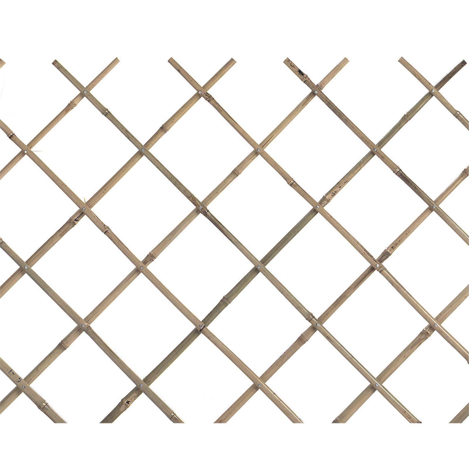 Garden Trend 1200 X 1800mm Bamboo Trellis Bunnings Warehouse Bamboo Trellis Trellis Garden Hardware