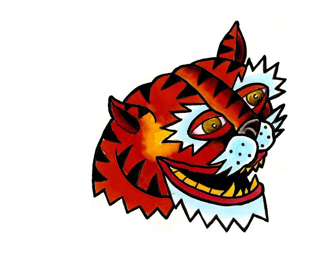 Tigre do Caca