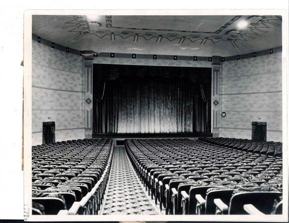 A Take Trip Back In Time In Photos Of Old Flint Movie Theaters