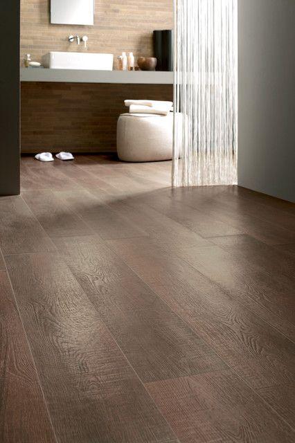Wood Floor Tile Porcelain Hardwood Flooring Contemporary Floor