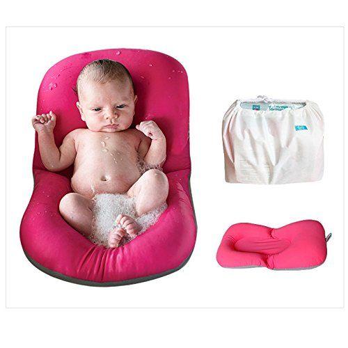 NewBorn Infant Baby Bath Pad NonSlip Safety Bath bath Baby bath ...
