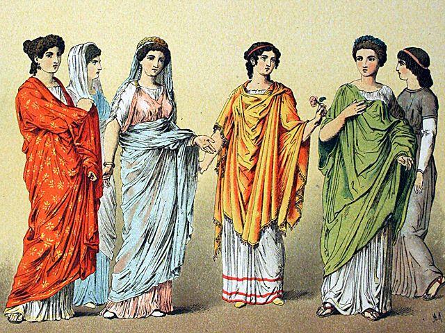 Romische Kleidung Romische Kleidung Antike Kleidung Romisches Kleid