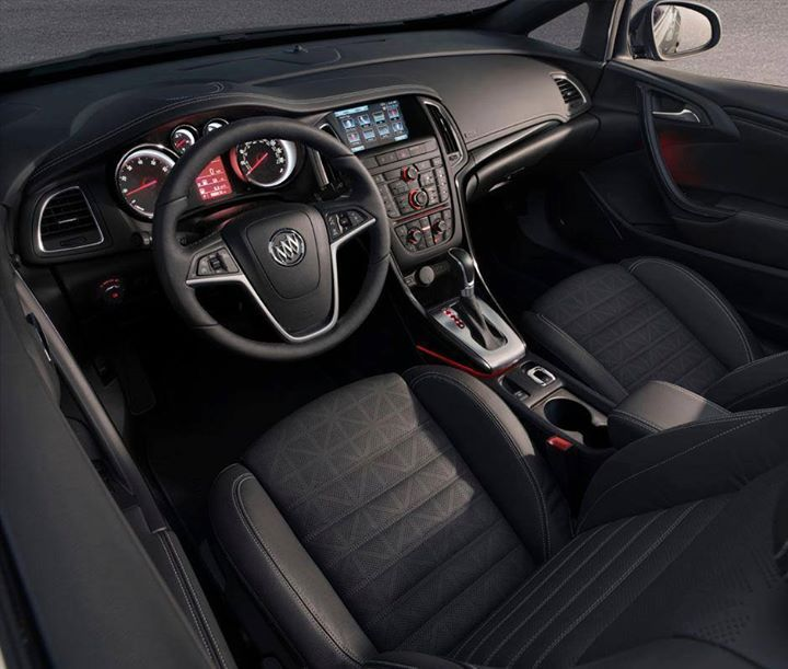 Enjoy The Outside From The Inside Of A Convertible #Buick
