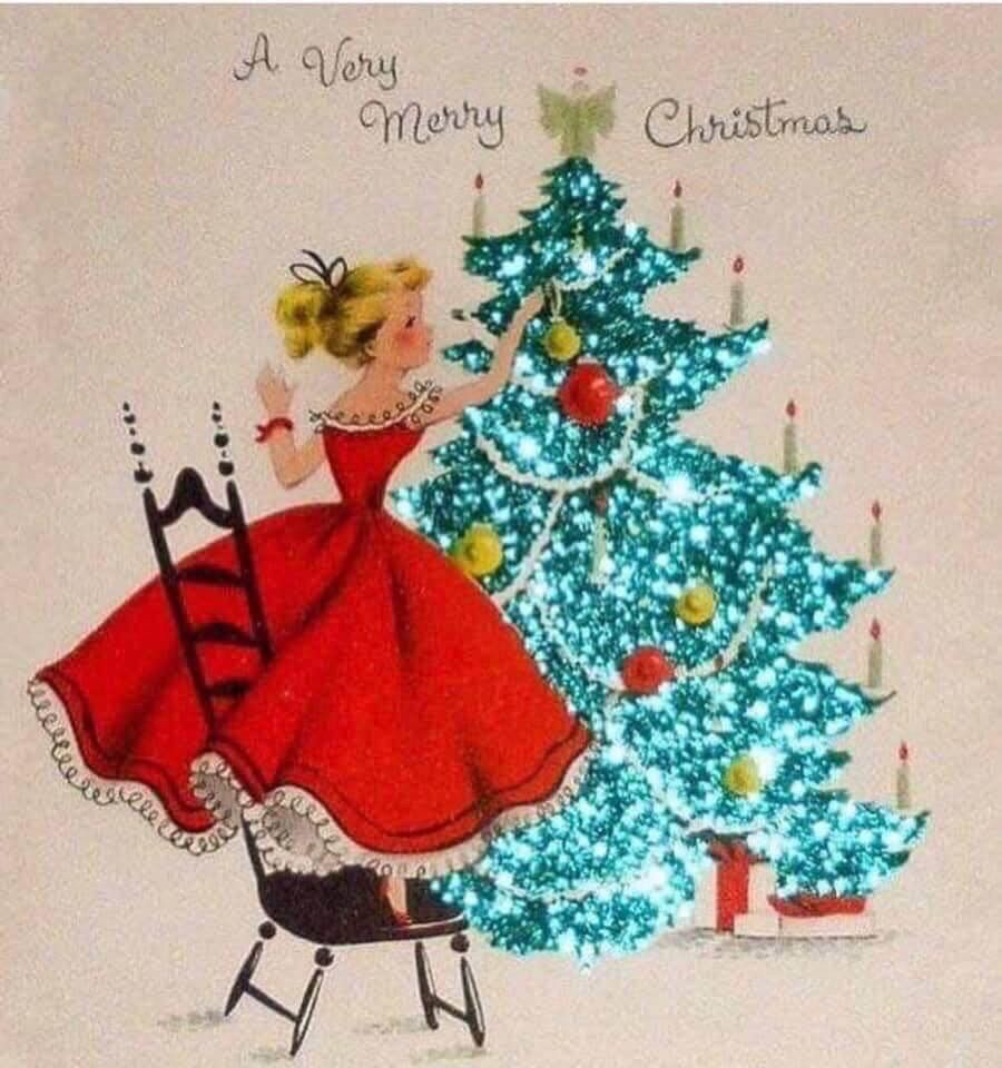 Pin By Kay Nield On Vintage Christmas