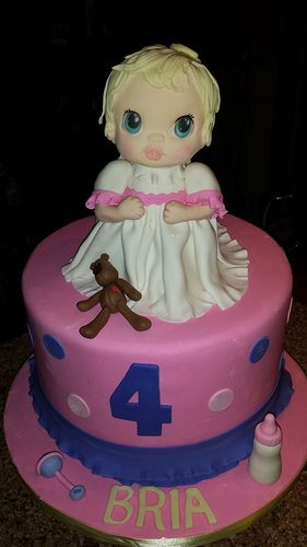 Baby Alive Cake Baby Alive Cake Designs Birthday Birthday