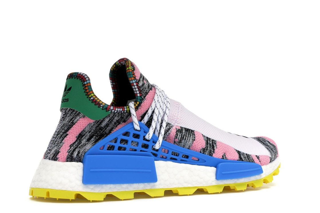ab75aa009 adidas NMD Hu Pharrell Solar Pack Mother in 2019