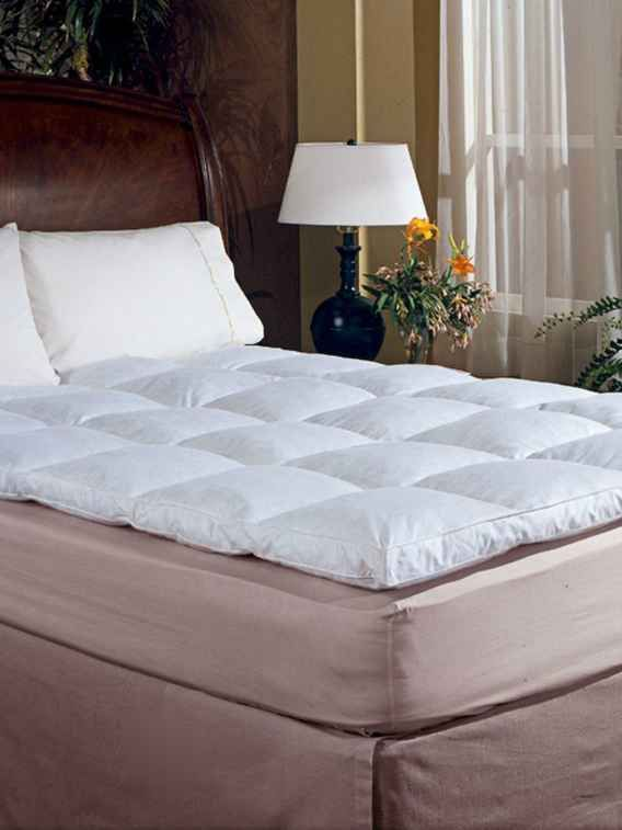22 Products People Who Never Leave Their Beds Must Have Mattress Mattress Topper Bed Sizes
