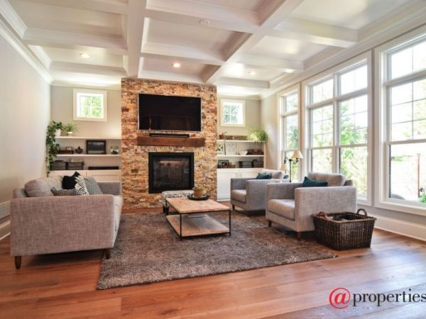 Image result for 10 ft ceiling great room family room - 10 by 10 room ...