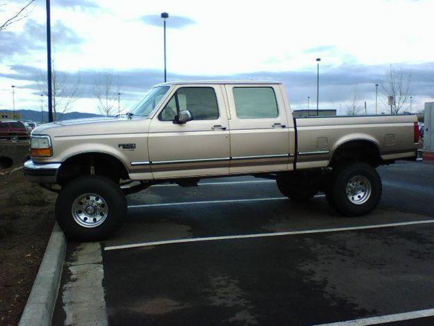 1996 Ford F 250 Diesel Ford Trucks Diesel Trucks Cool Trucks