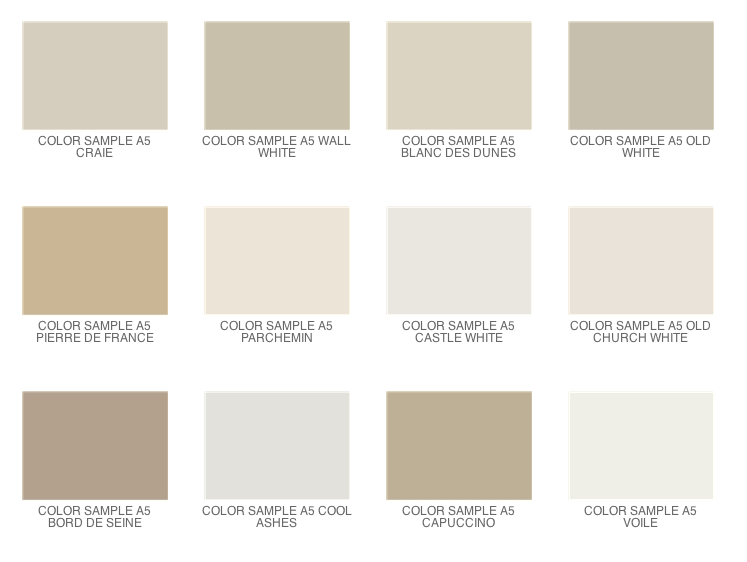 Neutral Living Room Colors