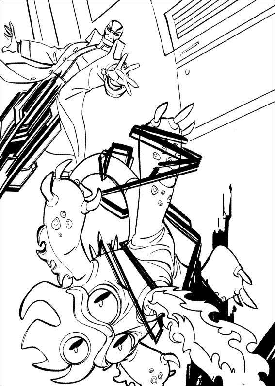 Ausmalbilder Baymax 42 Big hero 6 Dibujos faciles para