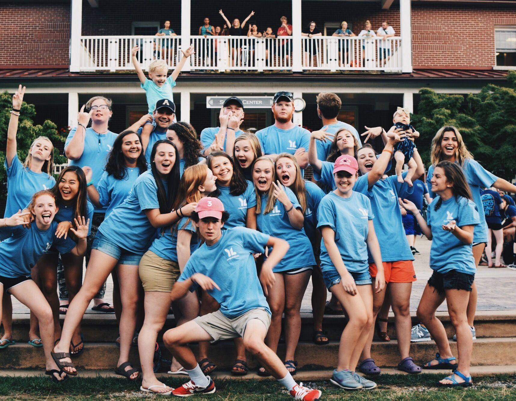 rockbridge - summer camp | Summer camp counselor, Camping ...