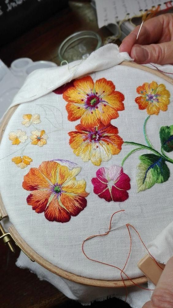 hand embroidery stitches designs #Machineembroiderydesigns