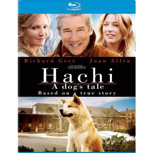 Hallmark Movie Hachi A Dog's Tale